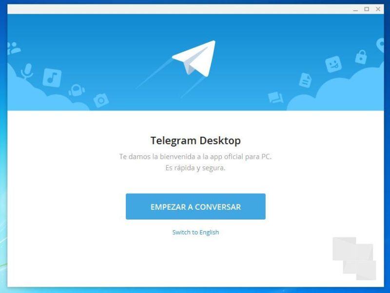 Telegram Desktop se actualiza implementando el modo nocturno