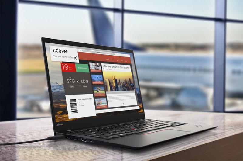 Lenovo presenta sus versiones actualizadas de las ThinkPad serie X1