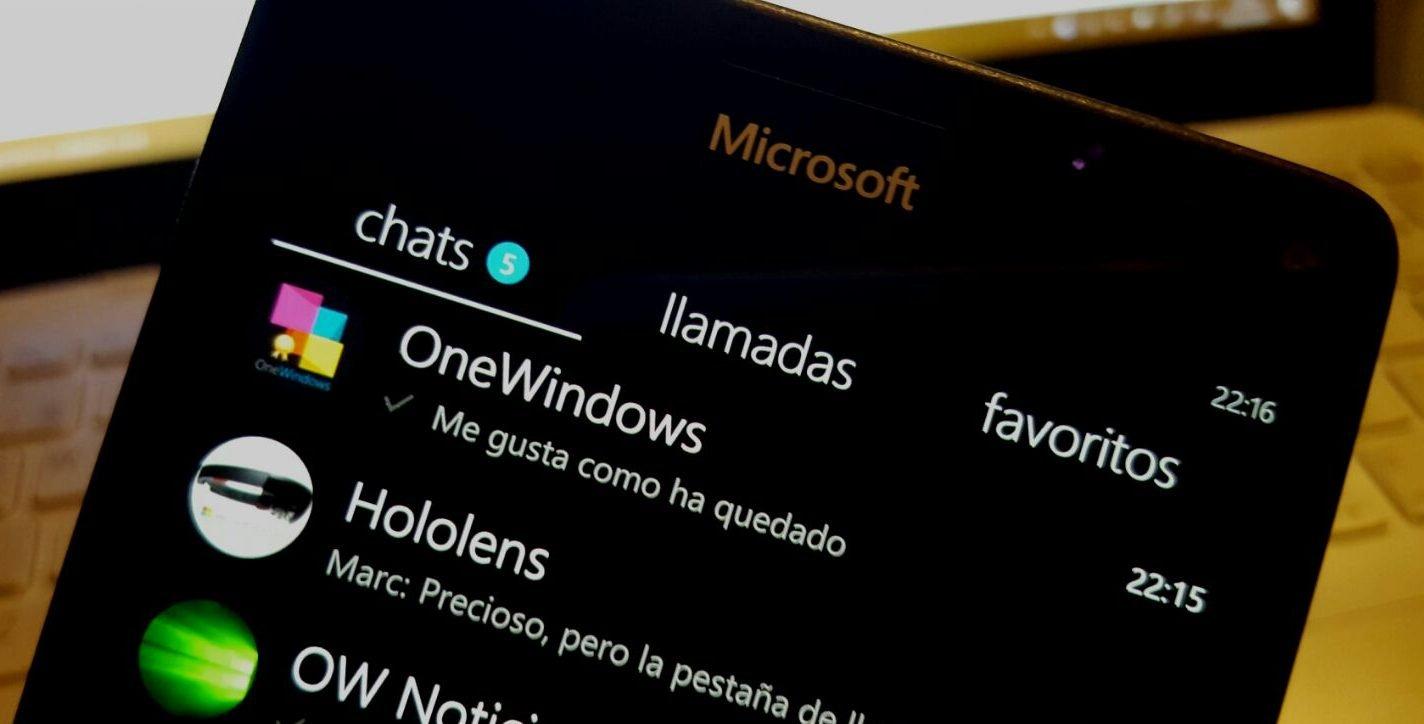 WhatsApp Beta recibe cambios de interfaz notables en la vista principal