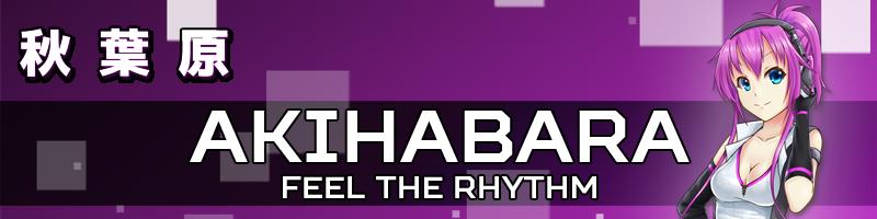 Akihabara, Feel the Rhythm un nuevo juego disponible para Windows 10 PC