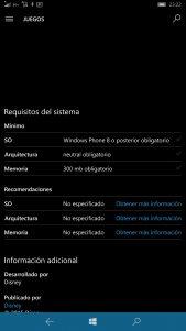 La Tienda de Windows se actualiza solucionando problemas con los requisitos en el anillo rápido