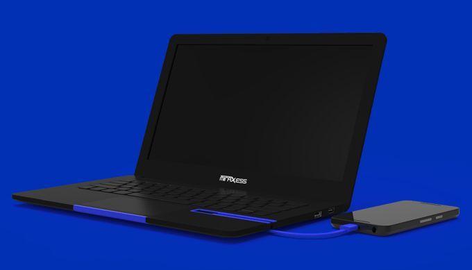 Con Mirabook podrás convertir tu smartphone con Continuum en un PC