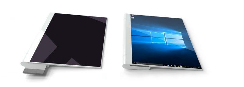 El nuevo NexDock funcionará con una Intel Compute Card