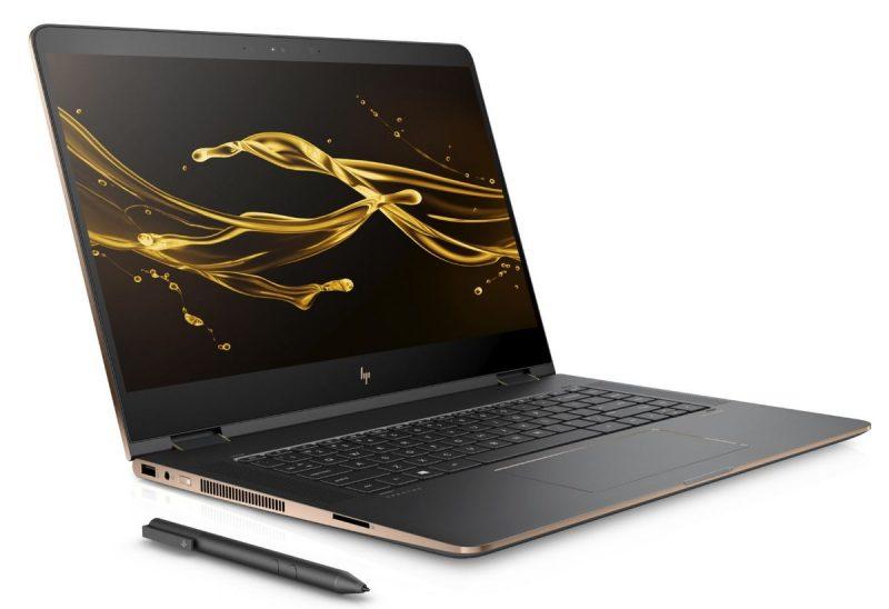 HP anuncia una versión mejorada del Spectre x360 de 15.6 pulgadas