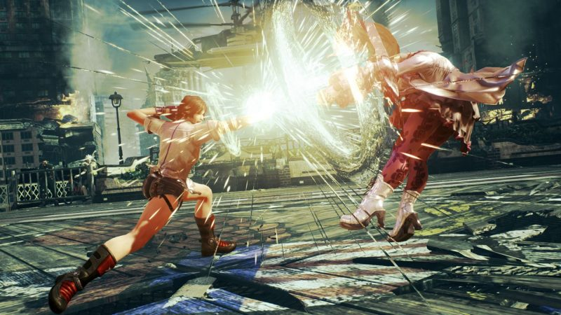 Tekken 7 ya está disponible en reserva digital para Xbox One