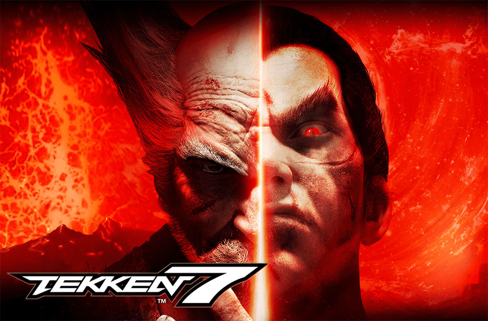 Tekken 7 ya está disponible para Xbox One