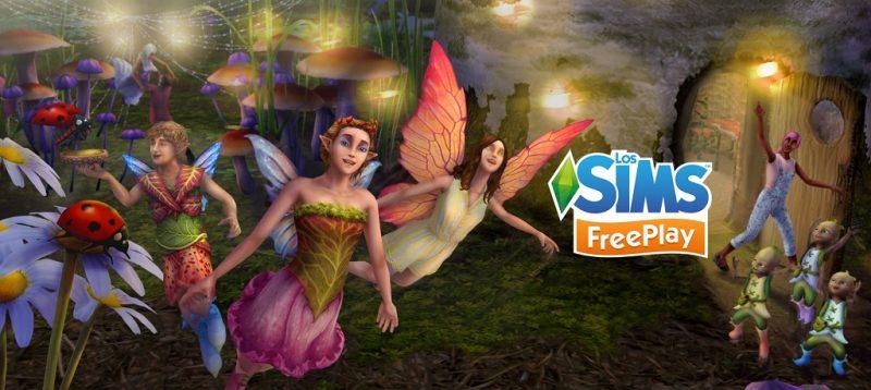 The Sims FreePlay se actualiza. Viaja a un lugar mágico, celebra estas fiestas y...