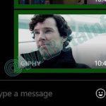 WhatsApp prepara un buscador de GIF para su aplicación en móviles Windows