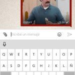 La búsqueda de GIF llega finalmente a Whatsapp Beta