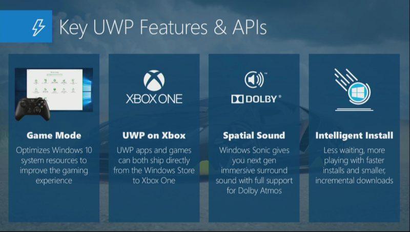 Podrás disfrutar de juegos UWP en la Xbox One este año