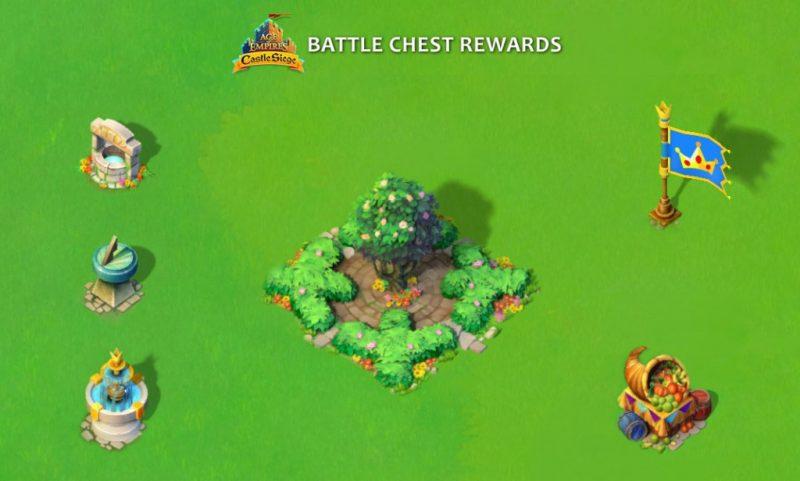 Los Cofres de batalla llegan a Age of Empires: Castle Siege
