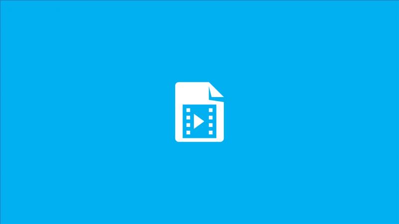 Ya disponible en la tienda el codec de vídeo MPEG-2 para Windows 10