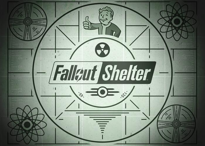 Fallout Shelter un nuevo título Play Anywhere disponible para Windows 10 PC y Xbox One
