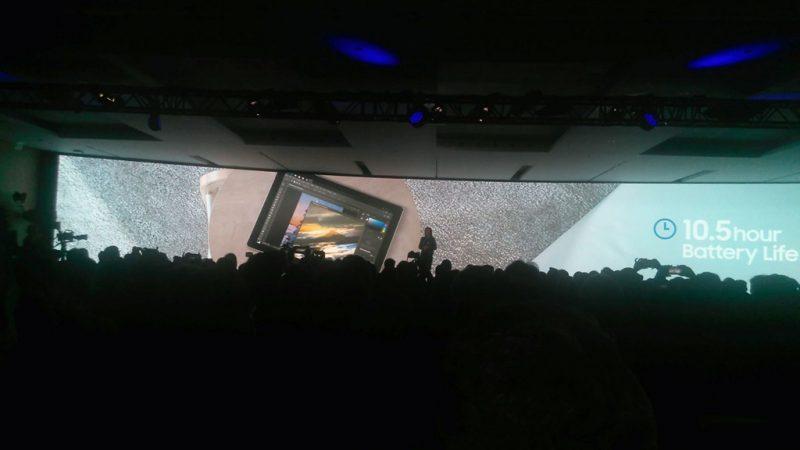 Samsung Galaxy Book ya es una realidad con Windows 10