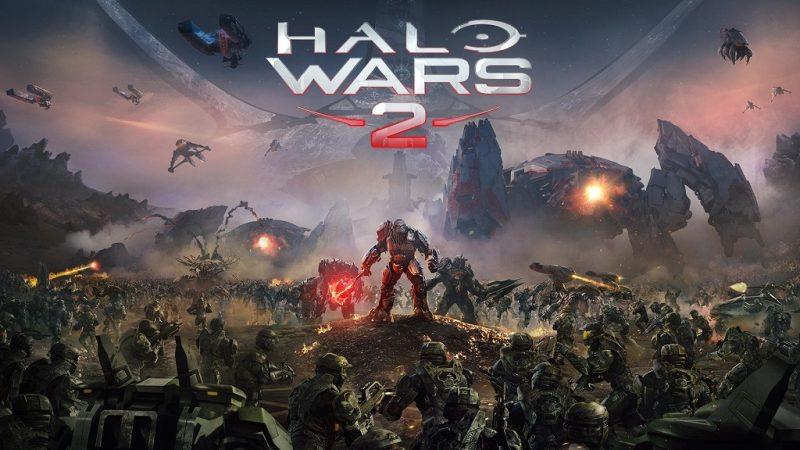 No te pierdas el trailer de lanzamiento de Halo Wars 2