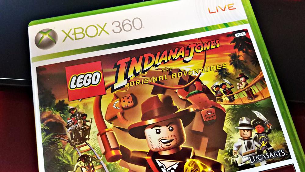 Lego Indiana Jones Se Suma A La Lista De Videojuegos