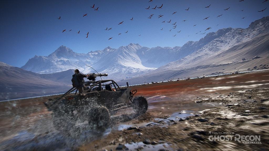 Tom Clancy's Ghost Recon Wildlands, abierta su beta para Xbox One