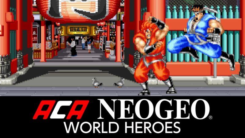 Dos grandes clásicos de NEOGEO llegan a Xbox One