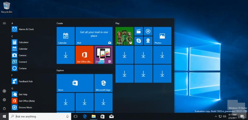 Windows 10 Cloud podrá ejecutar aplicaciones Win32, pero descargadas de la Tienda unicamente