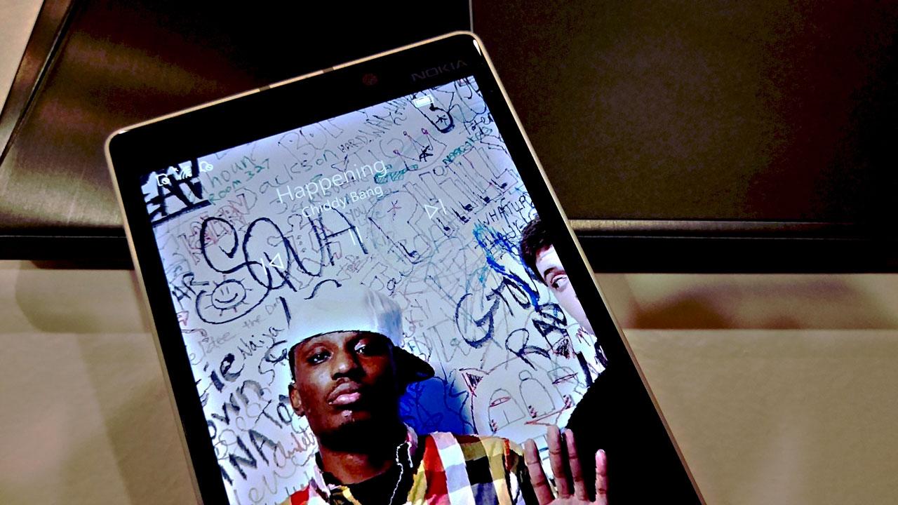 Audictive Music, las imágenes del artista están de vuelta en nuestra pantalla de bloqueo