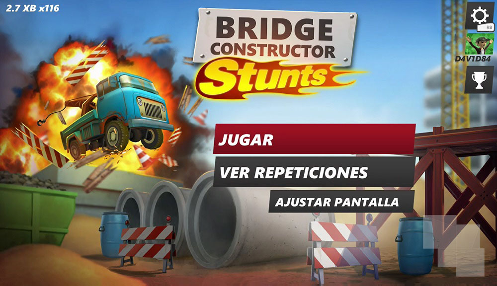 Bridge Constructor Stunts