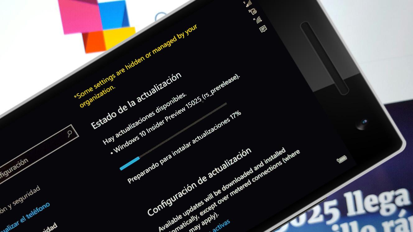 Creators Update llegará a los PC's y algo más tarde a Windows 10 Mobile