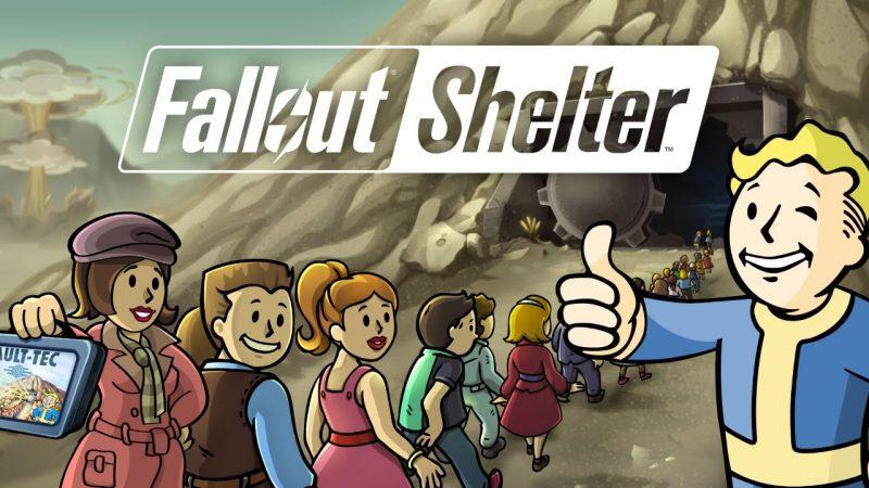 Fallout Shelter celebra 100 millones de usuarios con Giveaway