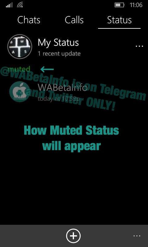 WhatsApp activará pronto los nuevos estados en la beta de la app para Windows