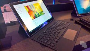 Primeras impresiones de la Samsung Galaxy Book desde el MWC