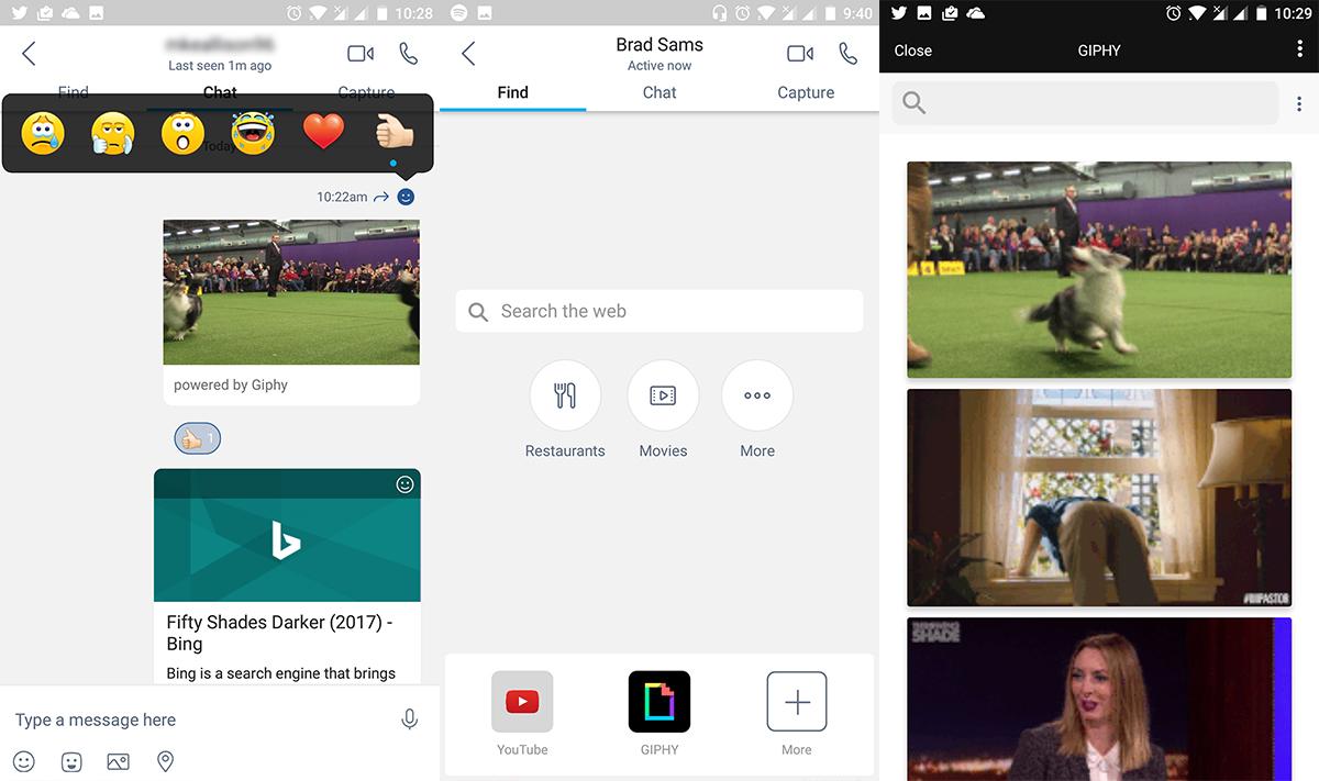 Microsoft lanza una nueva versión Preview de Skype para Android