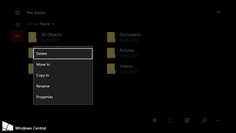 "Aparece en Xbox One la app ""Explorador de Archivos"" de Windows 10 Mobile"