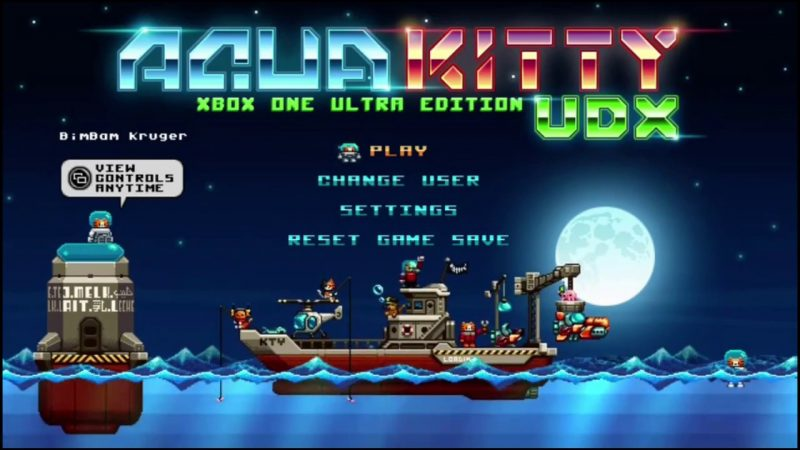 AQUA KITTY UDX: Xbox One Ultra Edition, lo analizamos a fondo