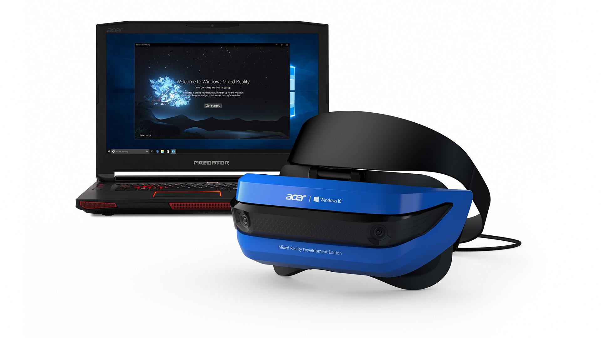 Acer pondrá su SDK de Realidad Virtual a disposición a partir de marzo