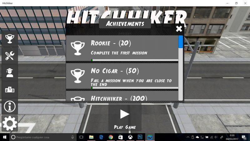 Hitchhiker recibe finalmente logros y marcadores Xbox Live en Windows 10