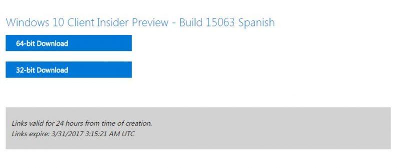 Descarga ya la Actualización para Creadores de Windows 10 con estos métodos
