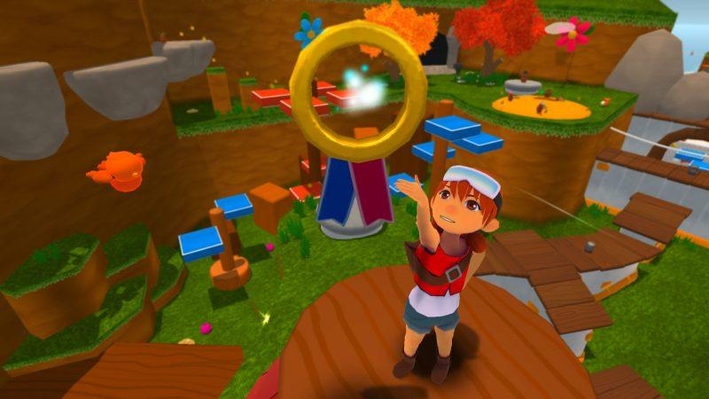 Conoce Poi, un juego de plataforma 3D en el que te aventurarás a explorar