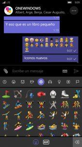 WhatsApp Beta se actualiza con una buena cantidad de nuevos emoticonos [Lista de cambios]