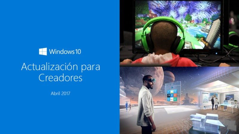 Build 15061 ya disponible en el anillo rápido para PCs y Tablets con Windows 10