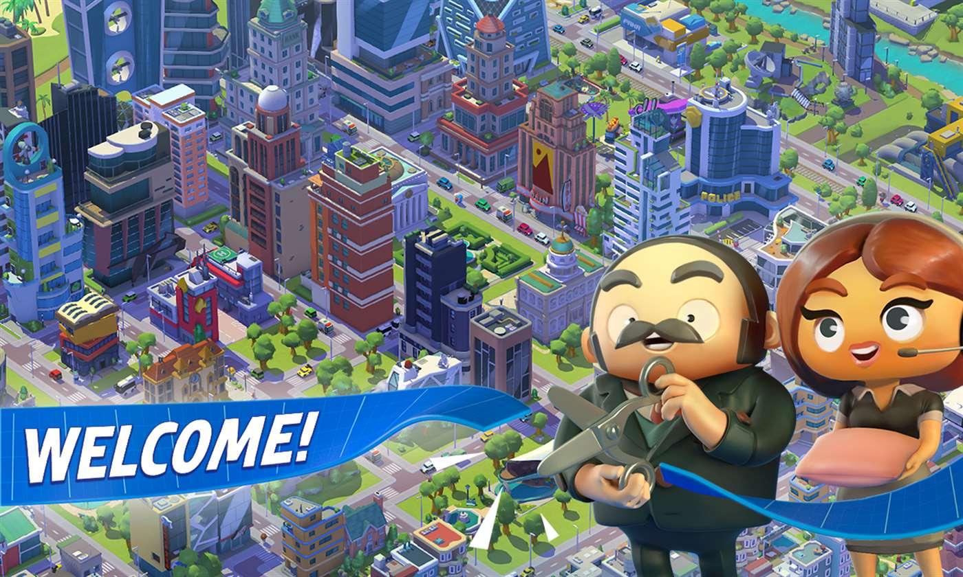 City Mania, otro juego de Gameloft que ya está en la tienda, pero aun no puedes descargar
