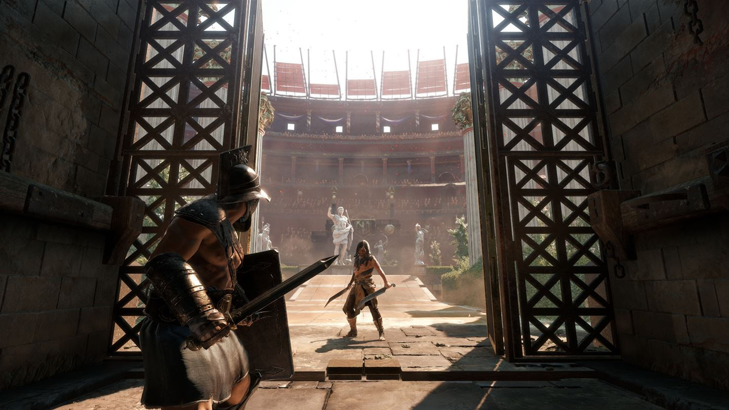 Ryse: Son of Rome entre los Games With Gold de Abril