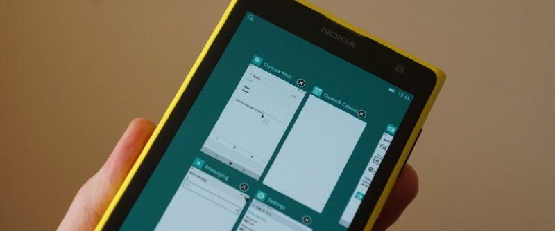 La Build 15051 de Windows 10 Mobile trae problemas con la gestión de aplicaciones en segundo plano