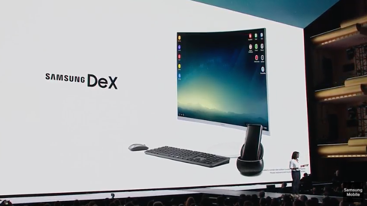 El Samsung DeX Station es compatible con los Lumia 950/950 XL