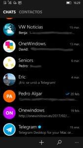 Telegram se actualiza renovando su aspecto e incluyendo nuevas funciones