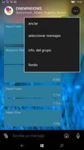 Pronto podrás fijar conversaciones en WhatsApp
