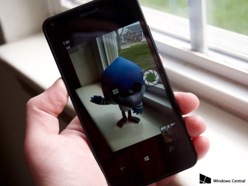1Shot camera se actualiza y pasa a ser una aplicación universal para Windows 10 Mobile