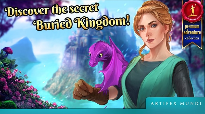 The Secret Order 5: The Buried Kingdom, nuevo juego de Artifex Mundi para los dispositivos Windows,