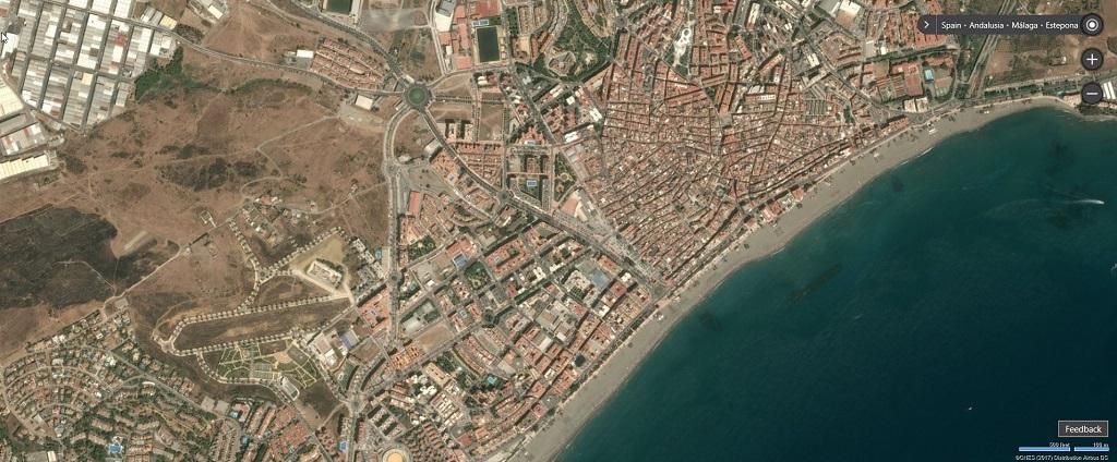 Bing maps añade nuevas vistas aéreas para 41 ciudades Españolas