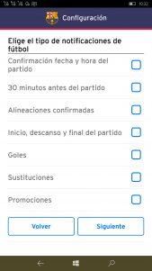 El FC Barcelona ya tiene su aplicación oficial para móviles Windows