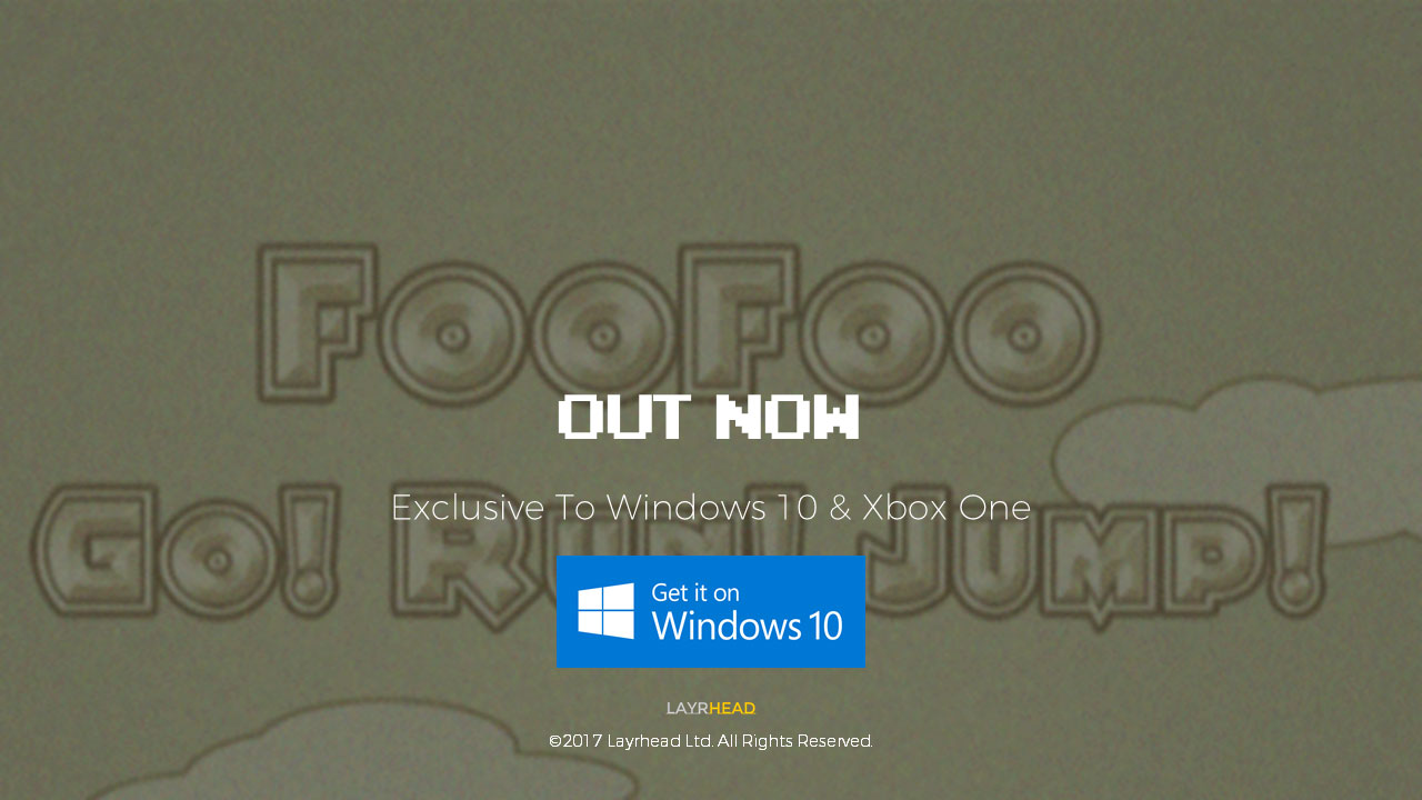 FooFooGoRunJump-Out-Now