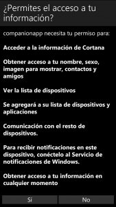 Cortana Device Setup